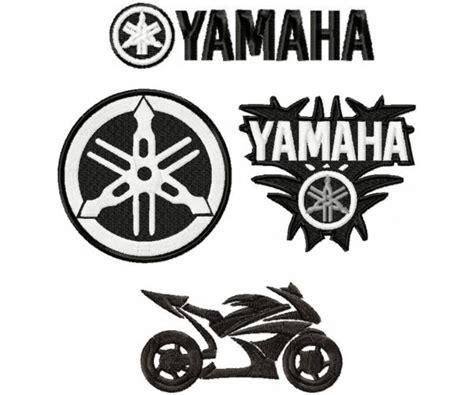 design logo yamaha yamaha logo machine embroidery design for instant download