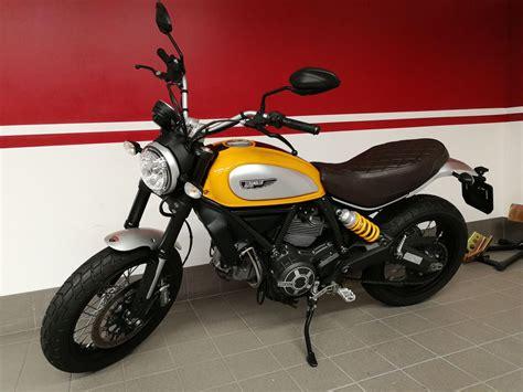 Motorrad Kaufen Ducati Scrambler by Motorrad Occasion Kaufen Ducati 803 Scrambler Classic