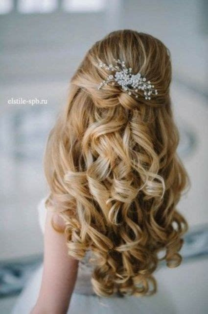 hairstyles with some hair up 38 gorgeous wedding hairstyles with fresh flowers
