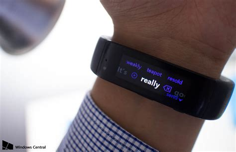 microsoft band microsoft band and microsoft health updated
