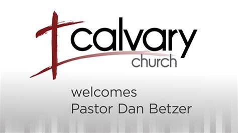 calvary church naperville sermons
