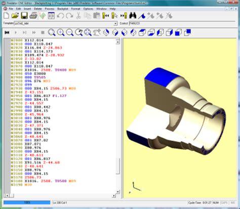 Drawing G Code Program by Predator Cnc Editor Software Free Helman Cnc