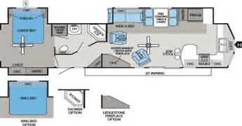 Destination Trailer Floor Plans by Jay Flight Bungalow Destination Trailers Jayco Inc