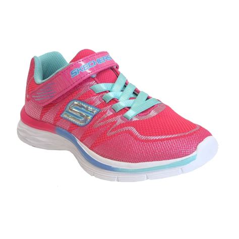 Skechers And Dash Pink Skechers Shoe N Dash Whimsy 81131 Pink