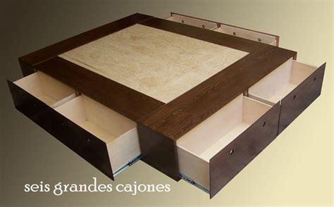 base para colchones base cama minimalista recamara colchon cajones