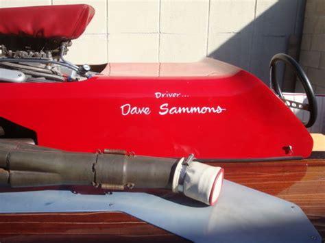 vintage boats for sale california vintage 5 liter hydroplane miss california boat for sale