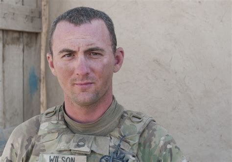 Wilson Army dvids news why we serve michael p wilson leading the way through afghanistan