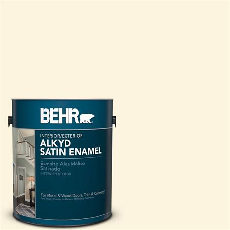 behr premium plus ultra 1 gal 700c 2 malted milk satin enamel exterior paint 985001 the home