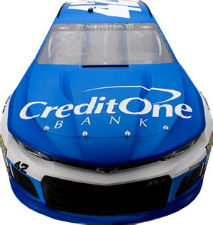 nascar race mom: credit one bank greatly bolsters