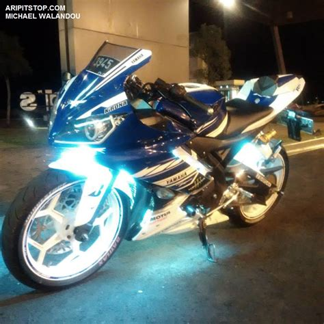 Lu Led Untuk Motor R15 modifikasijupiterz 2016 modifikasi lu depan r15 images