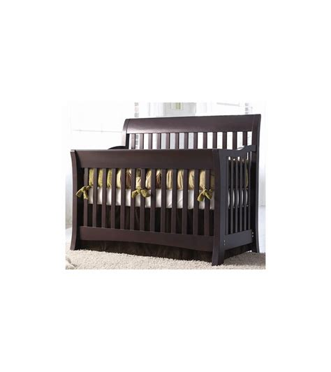 Metro Lifestyle Crib by Bonavita Metro Lifestyle Crib In Classic Cherry
