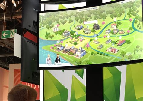 the sims 4 console the sims 4 for consoles look at maps and cas simsvip