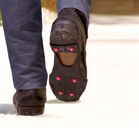 cleats grips for snowshoeing mudding no slip soles