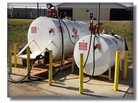 fuel storage tanks   above ground   double walled   great