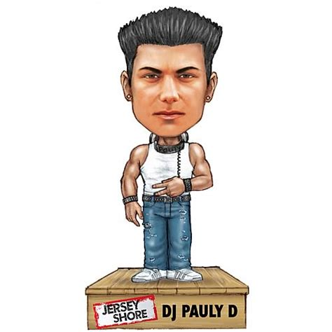 pauly d bobblehead woww it s jersey shore talking bobbleheads snooki the