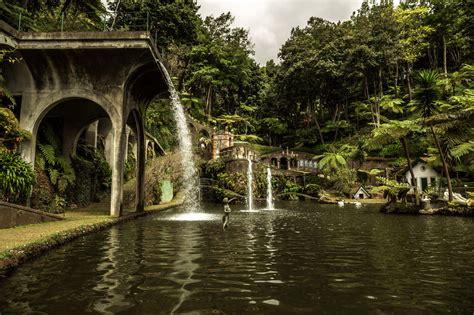 Beautiful Botanical Gardens The Most Beautiful Botanical Gardens In Madeira Places