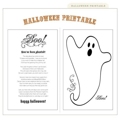 printable you ve been booed poem boo you ve been ghosted printable 187 silverbox creative studio