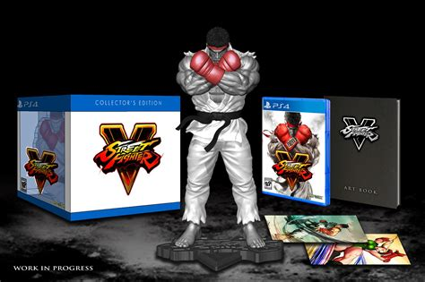 Bd Ps4 Fighter5 Spesial Shoryuken Edition ryu chun li cammy and m bison receive slick costumes
