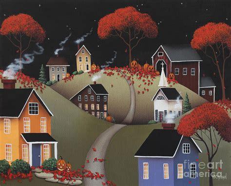 prim painting blog columbus ohio painting company blog wickford village halloween ll painting by catherine holman