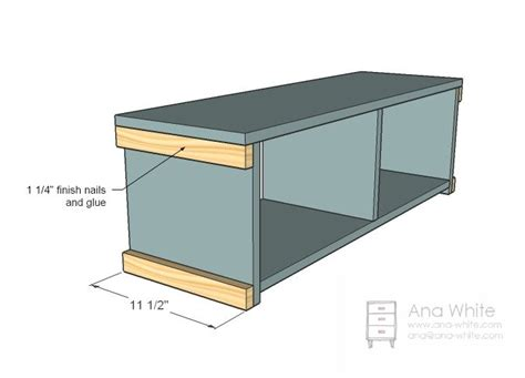 how to build a cubby bench how to build a storage bench with cubbies woodworking