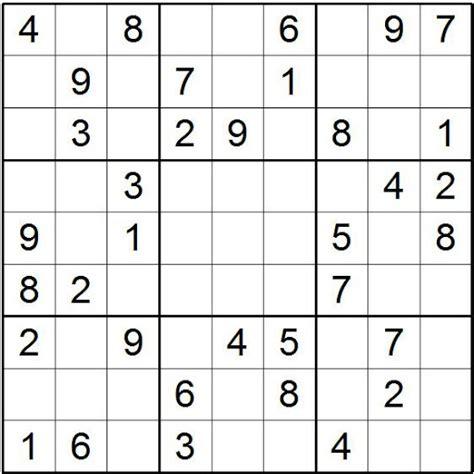 imagenes sudoku para imprimir sudoku para imprimir imagui