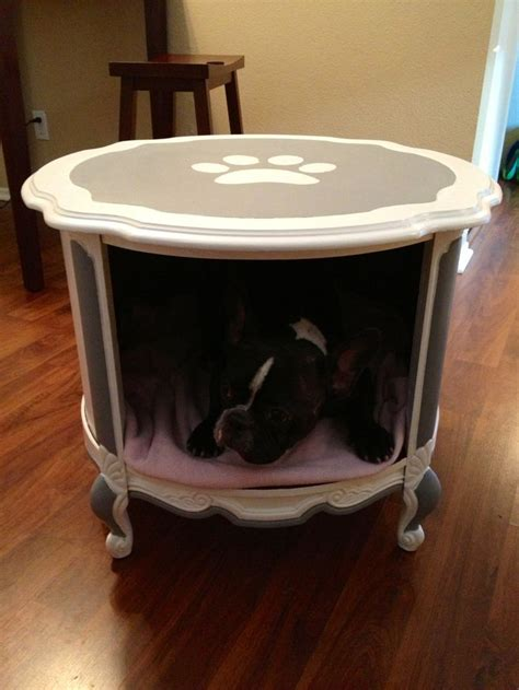 end table dog bed pin by tracy johnson on pet stuff pinterest