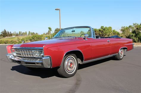 1966 Chrysler Imperial Convertible by Chrysler Vehicles Specialty Sales Classics