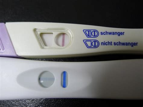 hiv test ab wann schwangerschaftstest ab wann positiv negativ