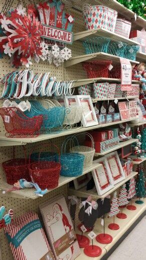 hobby lobby white christmas lights hobby lobby red white aqua christmas decor retro