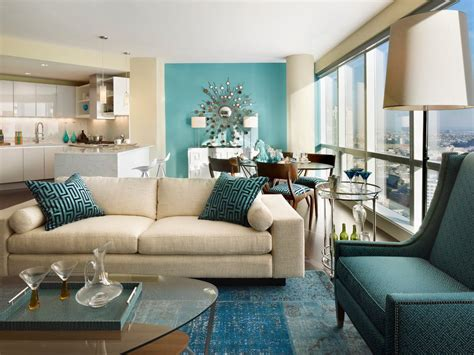 Kidkraft Island Kitchen Teal Accent Living Room Living Room Contemporary With