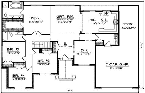 american design house plans traditional american design 89091ah 1st floor master suite cad available pdf