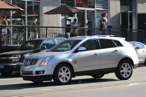 Where Is The Cadillac Srx Made Arriving In Style To With The 2015 Cadillac