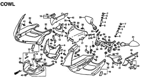 honda transalp wiring diagram honda just another wiring site