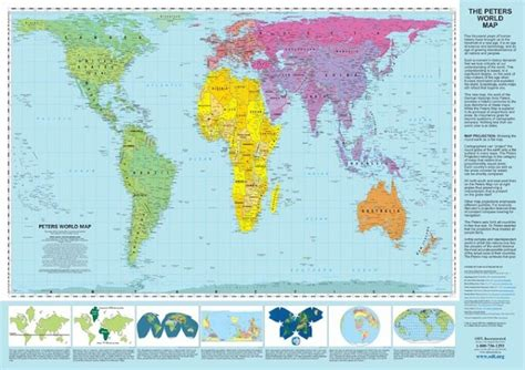 map world real size the true size of africa an erroneous map misled us for