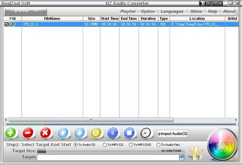 download rz mp3 converter rz audio converter rz mp3 converter features