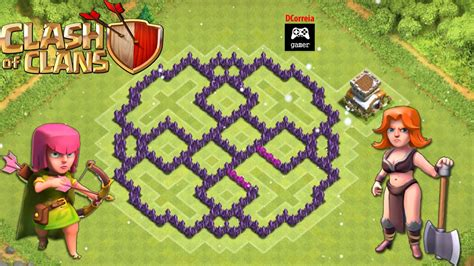 hd town hall 7 clash of clans town hall 7 farming base the ring