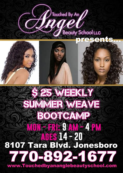hair stylist business cards in jonesboro ga touched by an angel beauty school jonesboro ga