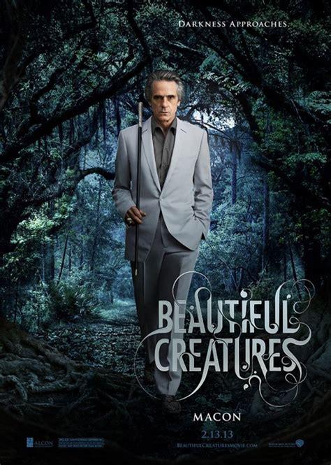 beautiful creatures beautiful creatures trailer movie poster character