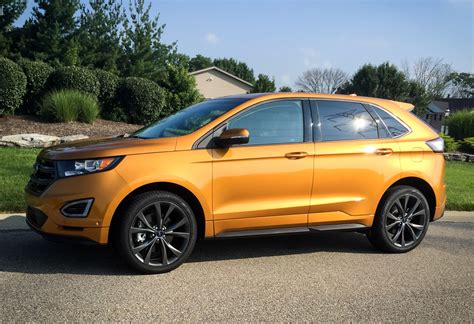 2015 Ford Edge by Review 2015 Ford Edge 95 Octane