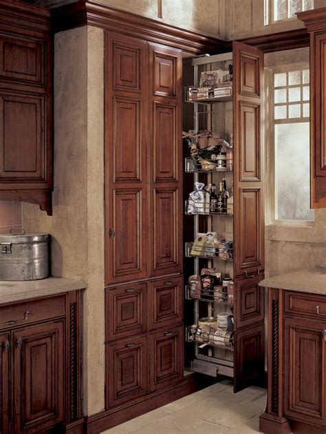 How To Build Kitchen Cabinets Free Plans by Pantries For An Organized Kitchen Diy