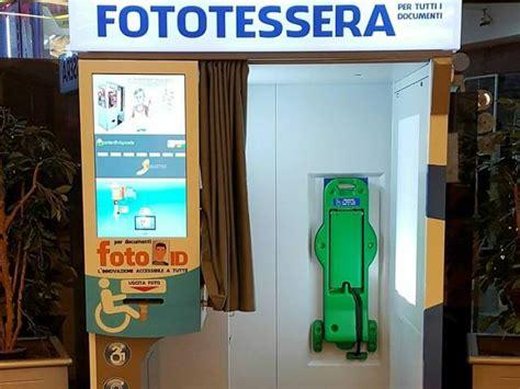 cabina fototessere la cabina delle fototessere anche per disabili la