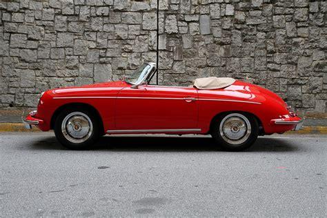 Porsche 356 Roadster by 1960 Porsche 356 Roadster