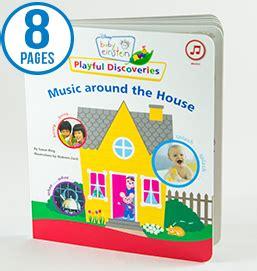 Les Premiers Livres De B 233 B 233 S La Musique Autour De La Maison