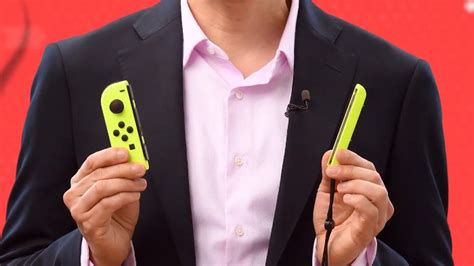 Nintendo Switch Con L R Yellow And Arms Murah ニンテンドースイッチ ジョイコンの新色 イエロー 登場 拡張バッテリーも