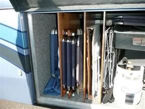 Motorhome Garage Storage Ideas 24 Easy Rv Organization Tips