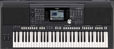 Keyboard Yamaha Dan Casio yamaha psr s950 styles