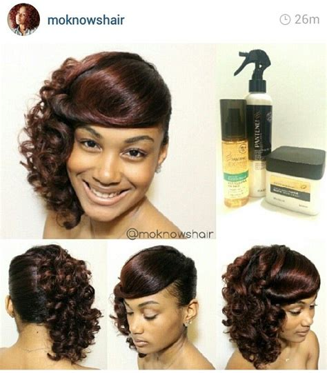 hair hairstyles curls images frompo roller set mahogany curls images frompo
