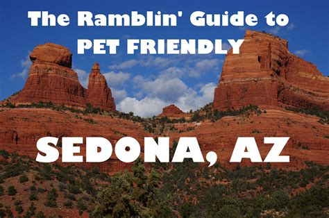 friendly hotels in sedona a guide to pet friendly sedona arizona friendly hotels