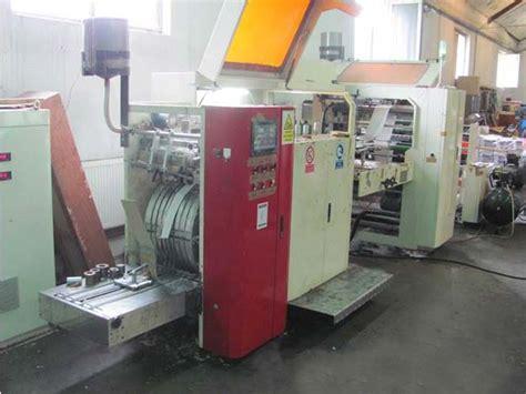 Used Paper Bag Machine - used wenzhou ruizhi packing m c rztc 300 exapro