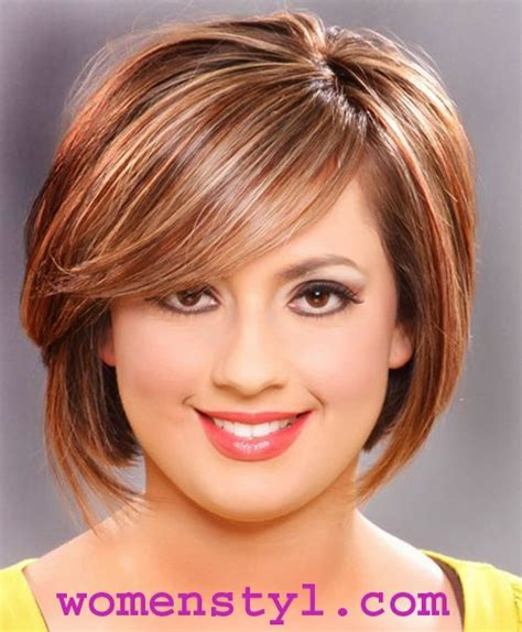 haircuts that flatter a fat face hairstyles for chubby round faces flattering hairstyles